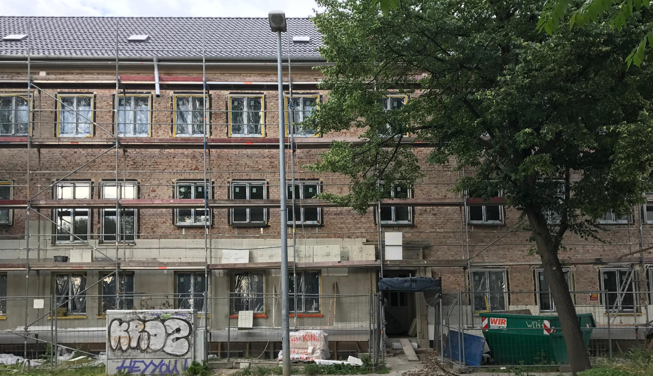 Altbausanierung Firma in Sachsen-Anhalt führt auch Bausanierungen durch
