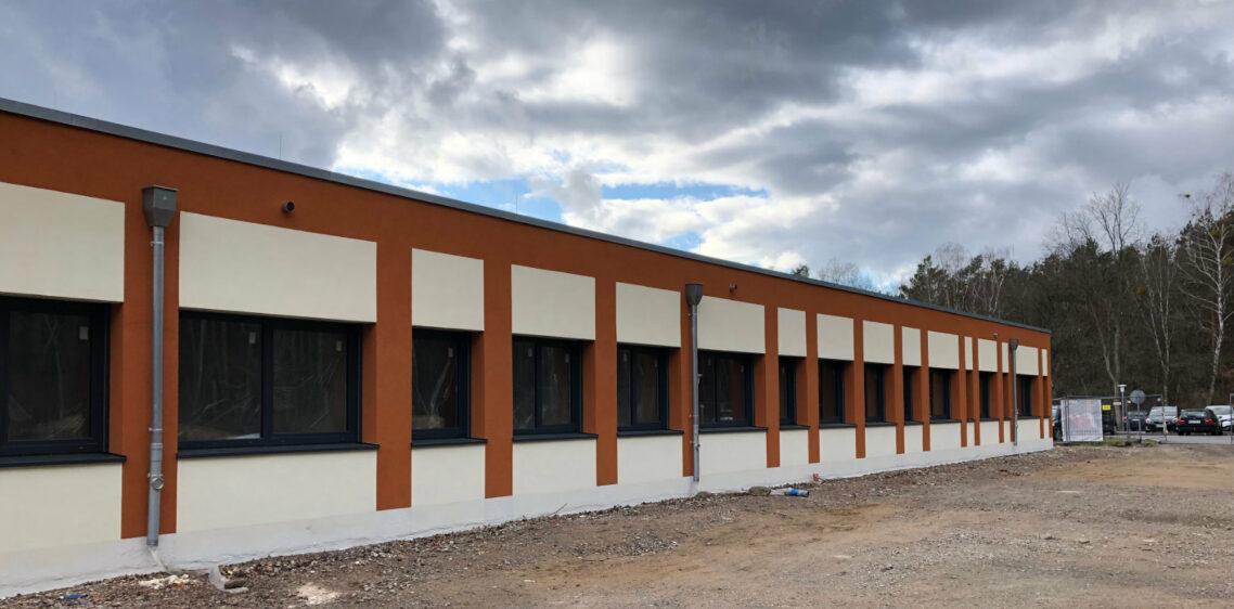 Wärmedämmung im Neubau verarbeitet vom Bauunternehmen Magdeburg