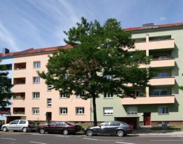 Altbau- bzw. Kernsanierung von einem Mehrfamilienhaus in Sachsen-Anhalt