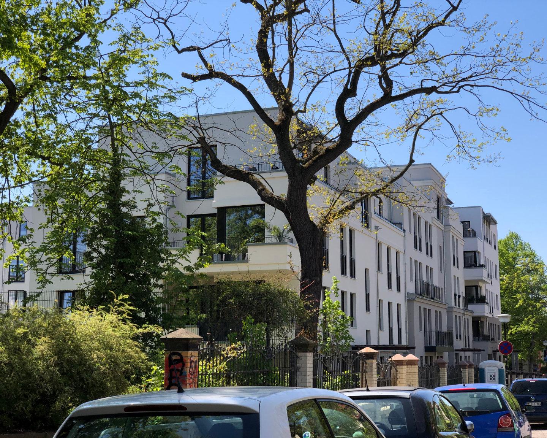 Vollwärmeschutz (VWS) Montage an MFH Neubau in Sachsen-Anhalt